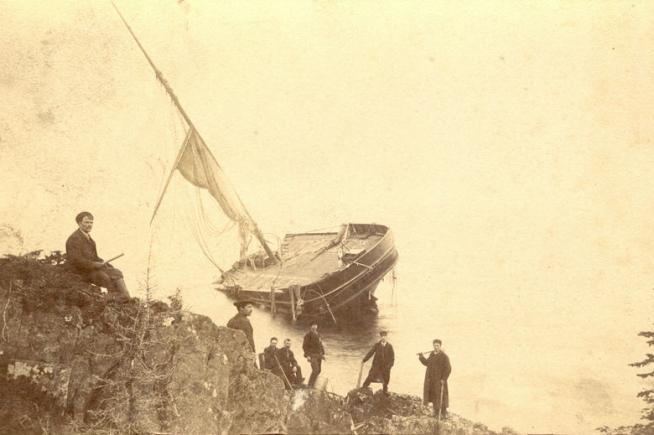 Algoma – Sank 1885 (SHIPWRECK)
