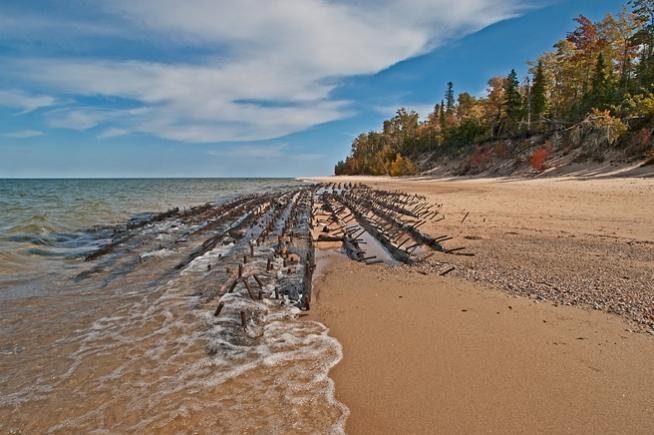 Shipwrecks of Pictured Rocks National Lakeshore